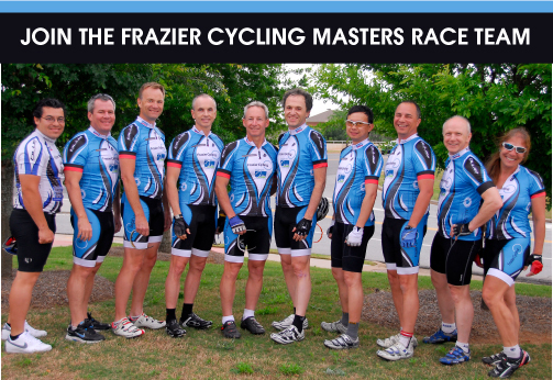 Frazier Cycling Masters Race Team