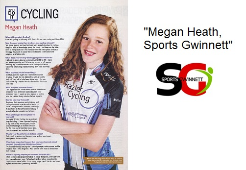 Megan Heath Sports Gwinnett