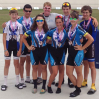2012 Track Nationals Team